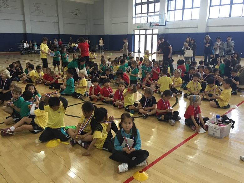 Year 1 Sports Day