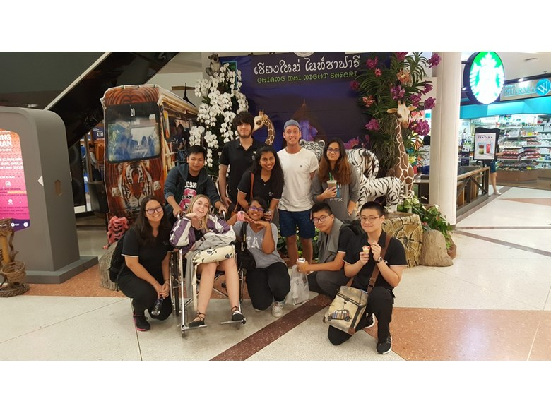 IB Theatre Arts Visit to Chiang Mai