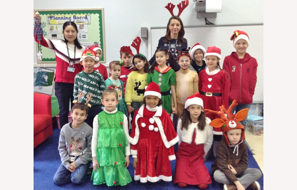 Primary Christmas Dress Up Day (10)