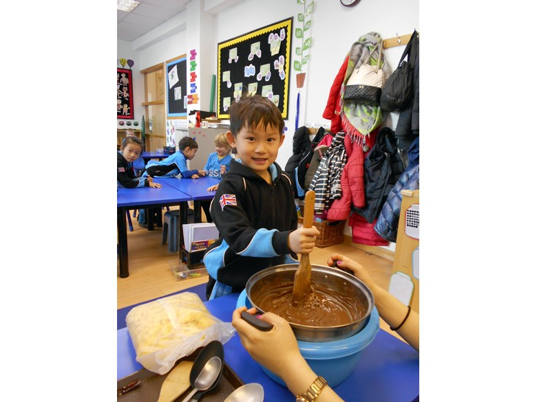 Y2 Chocolate Week