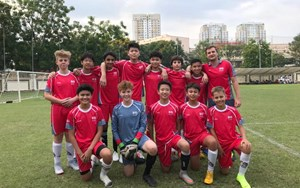 International School Sport | U14A Boys Football Match vs ABC