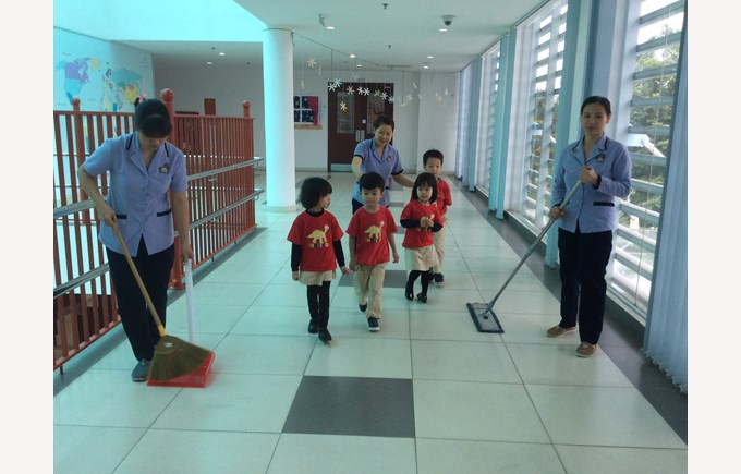British International School Hanoi Healthy and Stay Safe Week