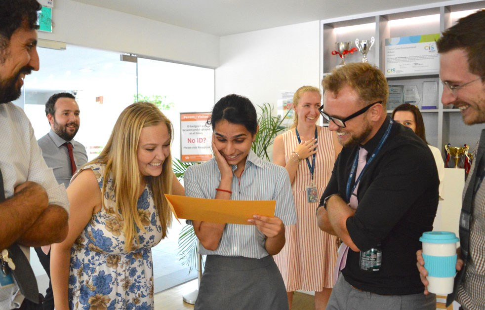 Dover Court International School Singapore GCSE Results 2019