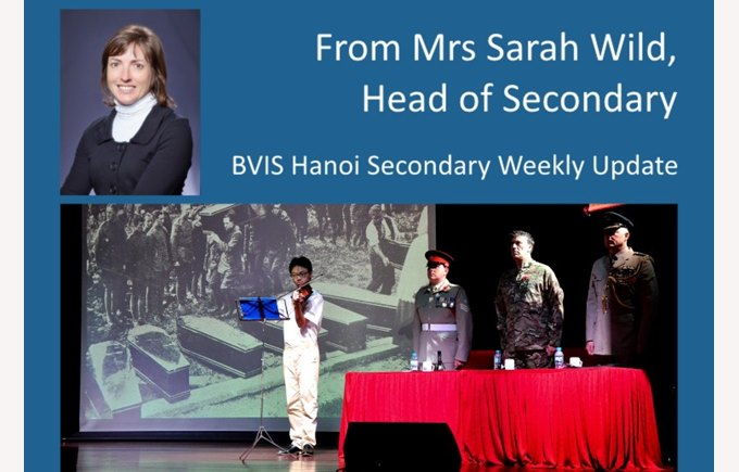 Secondary weekly update 20151030 (2)