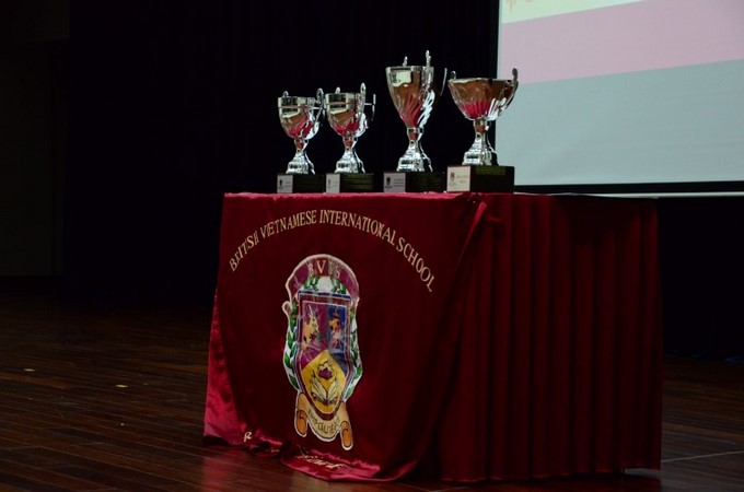 Secondary Prize giving ceremony 2015