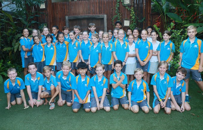 DCIS Primary FOBISIA Team 2019