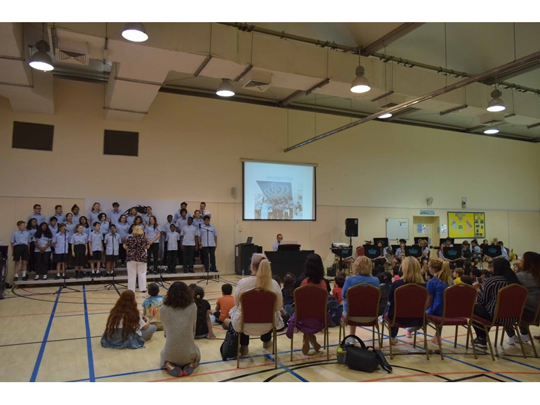 Madinat Khalifa Secondary Headlines | Monday 4 February