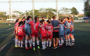 U19 Girls SISAC City Champions - BIS HCMC