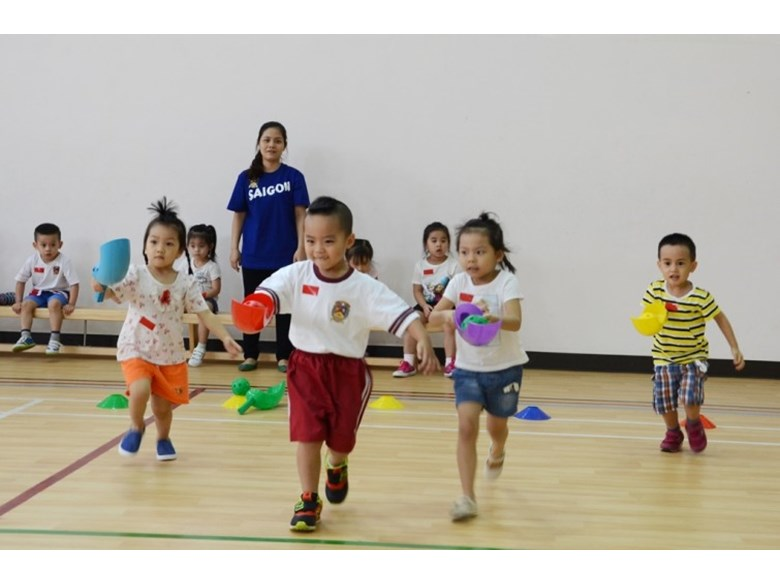 International Early Years School  BVIS Hanoi Sports Day (5)