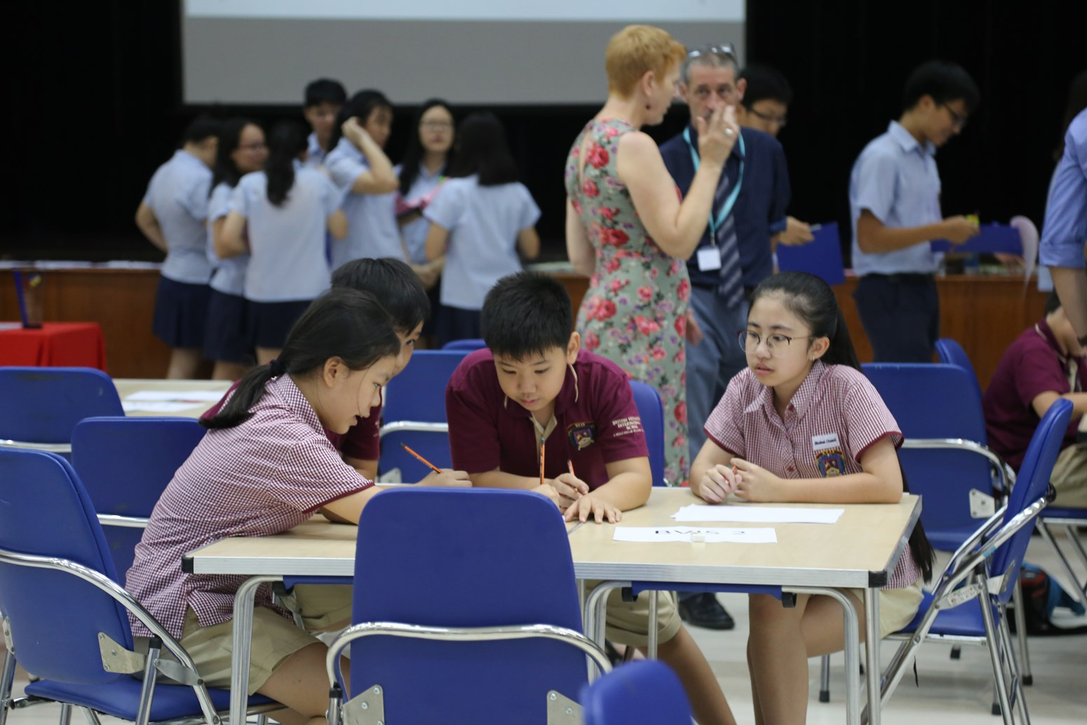 Saigon Maths Competition BVIS HCMC 2019 (1)