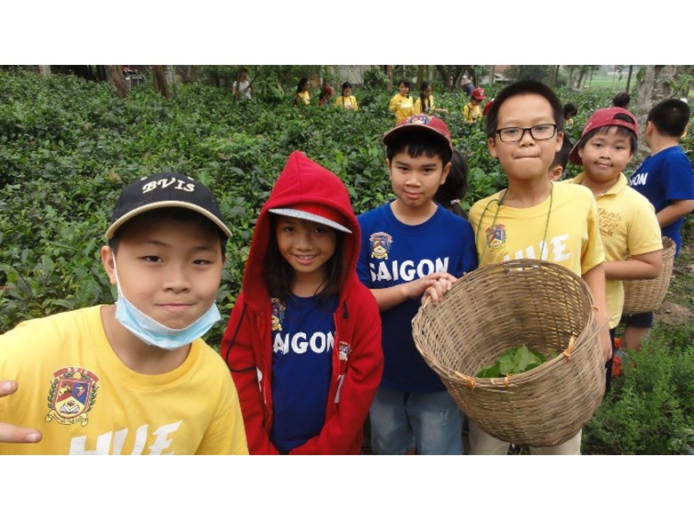 Year 5 and Year 6 BVIS Hanoi's residential trip to Ba Vi (2)