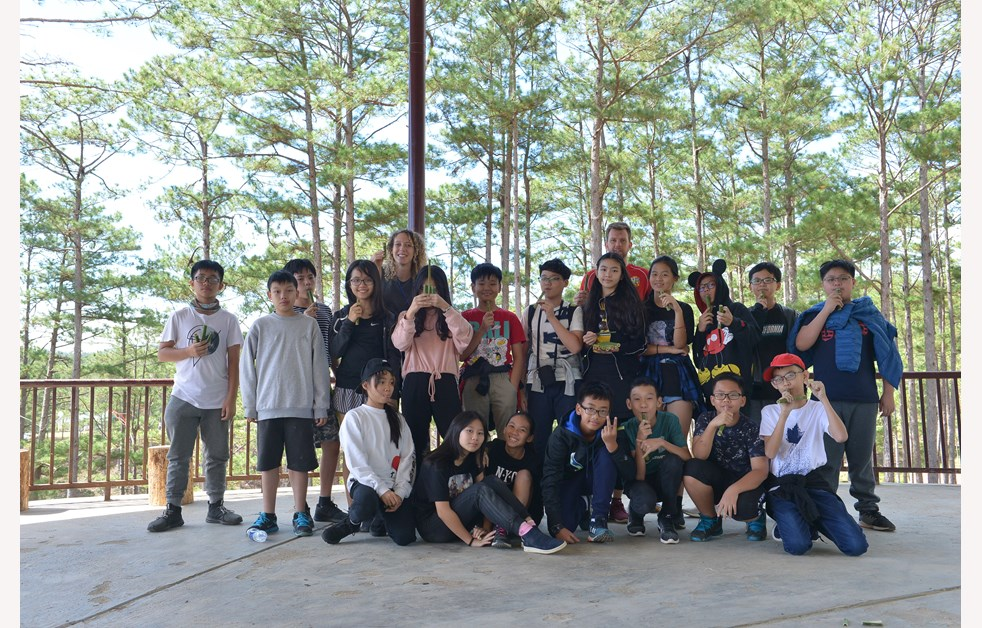 BVIS HCMC Year 8 to Da Lat 2018 (13)