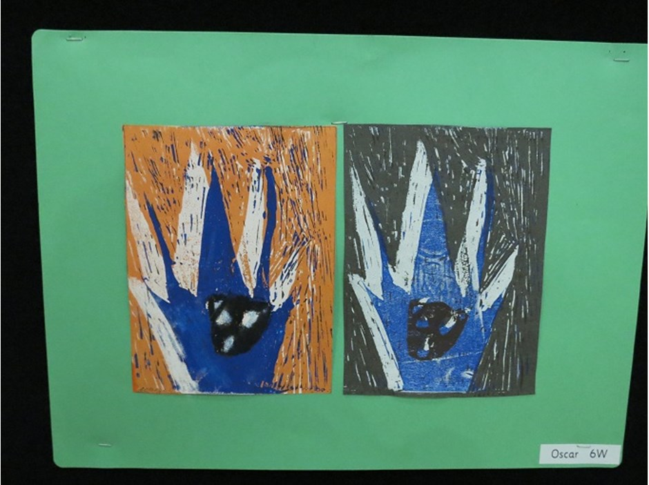 Year 4 & 6 Art Exhibition