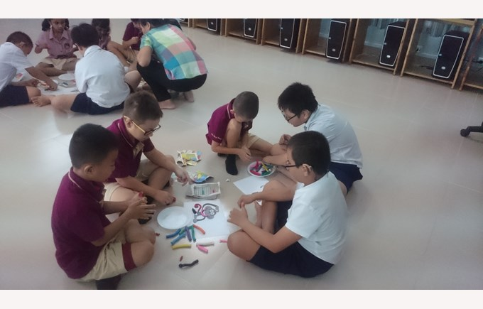 BIS Ho Chi Minh Community Service Year 2 - 1