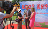 Our Vice-Principal was interviewed for Chinese television about the centre