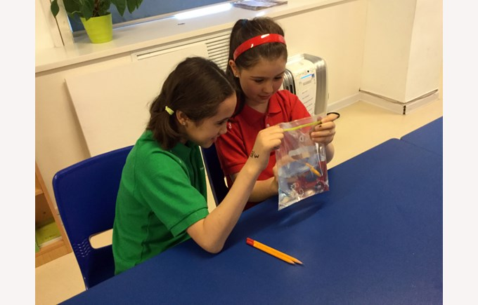 Y5 learning about water