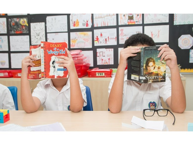 Living books, lifelong learning - Drop everything and read at British International School HCMC