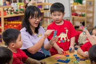 December Seminar: Age-Appropriate Skills for Toddlers