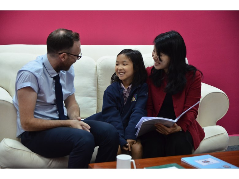 British International School Hanoi - Shared Learning