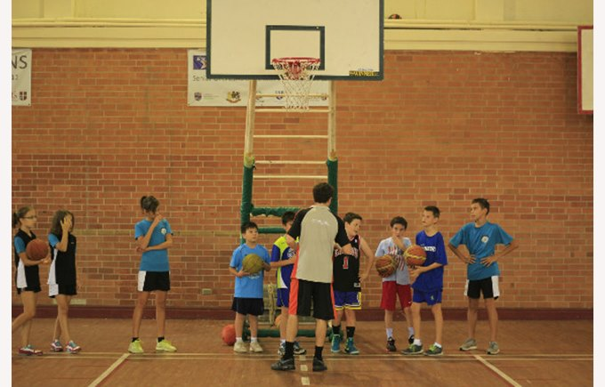 Basketball | Saturday Sports Academy