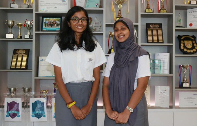 Dover Court International School Singapore Deputy Head Students 2019-2020