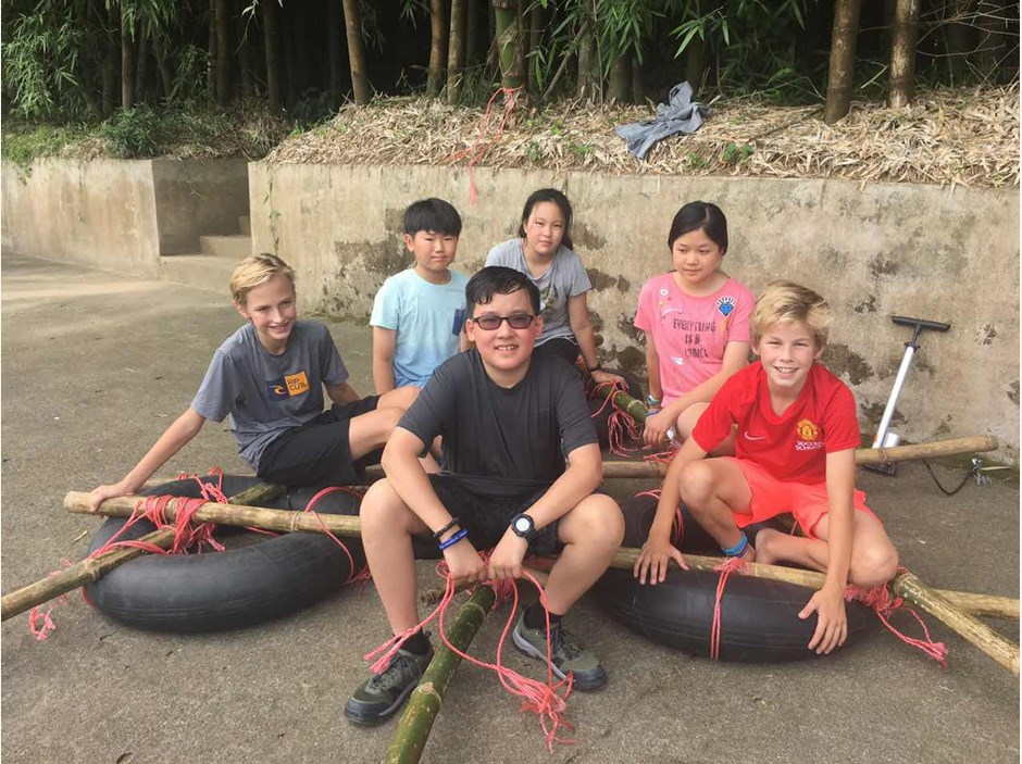 Year 7 Trip to Yangshuo