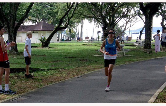 DCIS Cross Country, Pasir Ris, September 2016