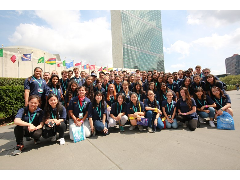 Unicef Student Summit Photo