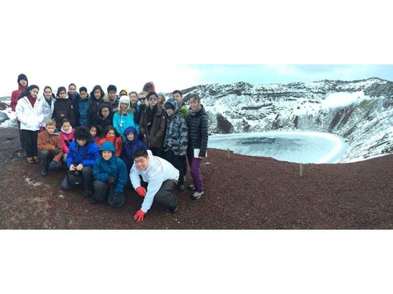Still an opportunity to sign up for the Iceland trip