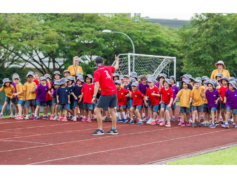 Primary House Cross Country 2018