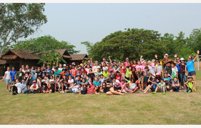 Dover Court International School Year 6 Residential Trip to Thailand