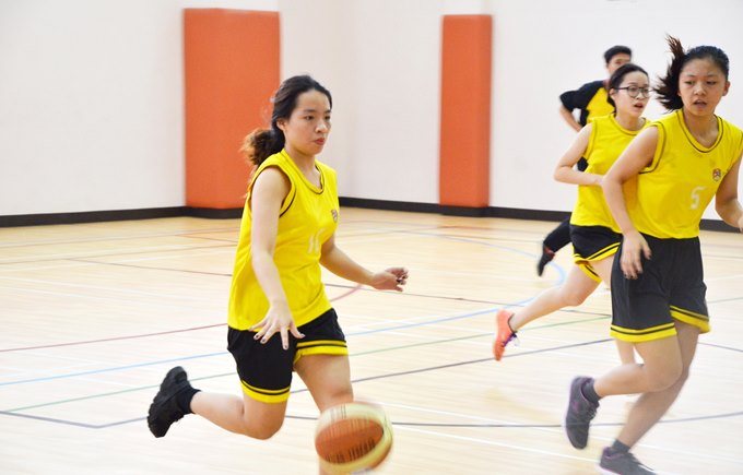 BVIS Hanoi Students Experience Sports (1)