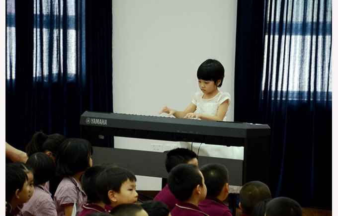 BVIS Primary Music Talents (2)