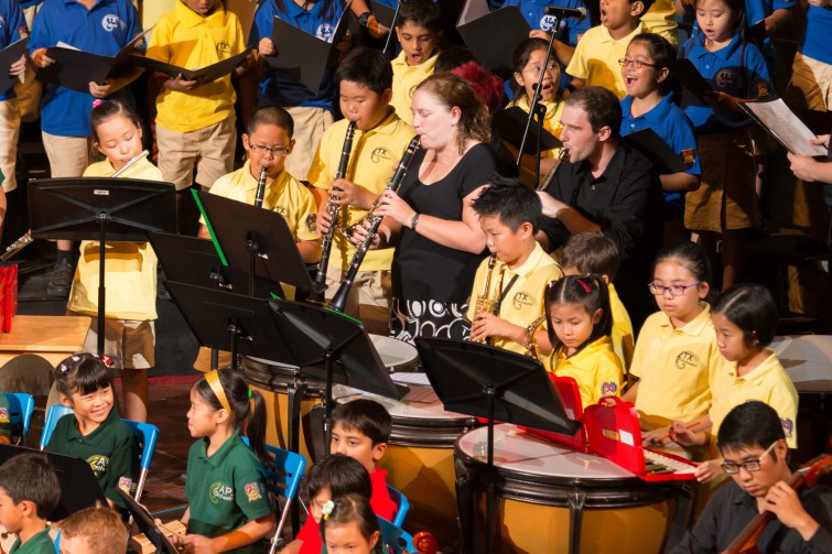 Primary Orchestra BIS Spring Concert 2015