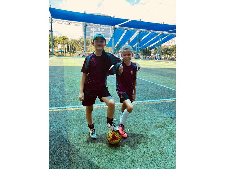 U11 SISAC Girls Football – Pool A (1)