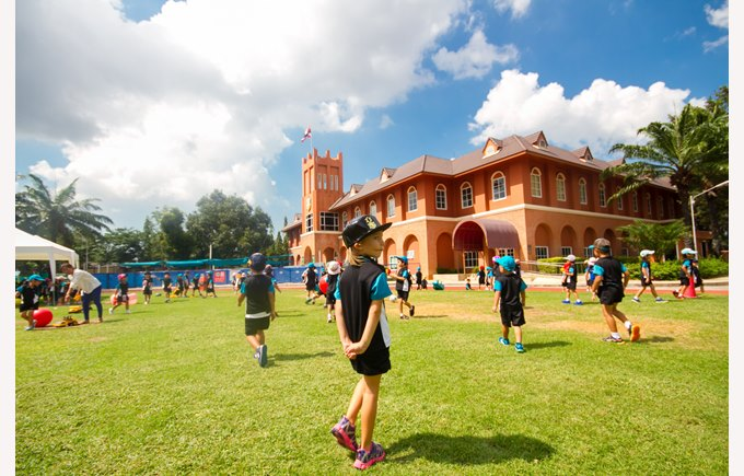 A beautiful British school beyond Bangkok | Regents International School Pattaya