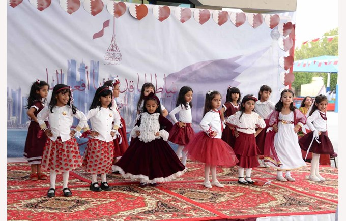 Qatar National Day at Compass School_5404