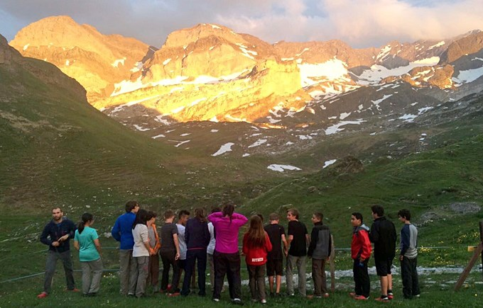 Global Campus Expedition to Les Martinets: Day 4
