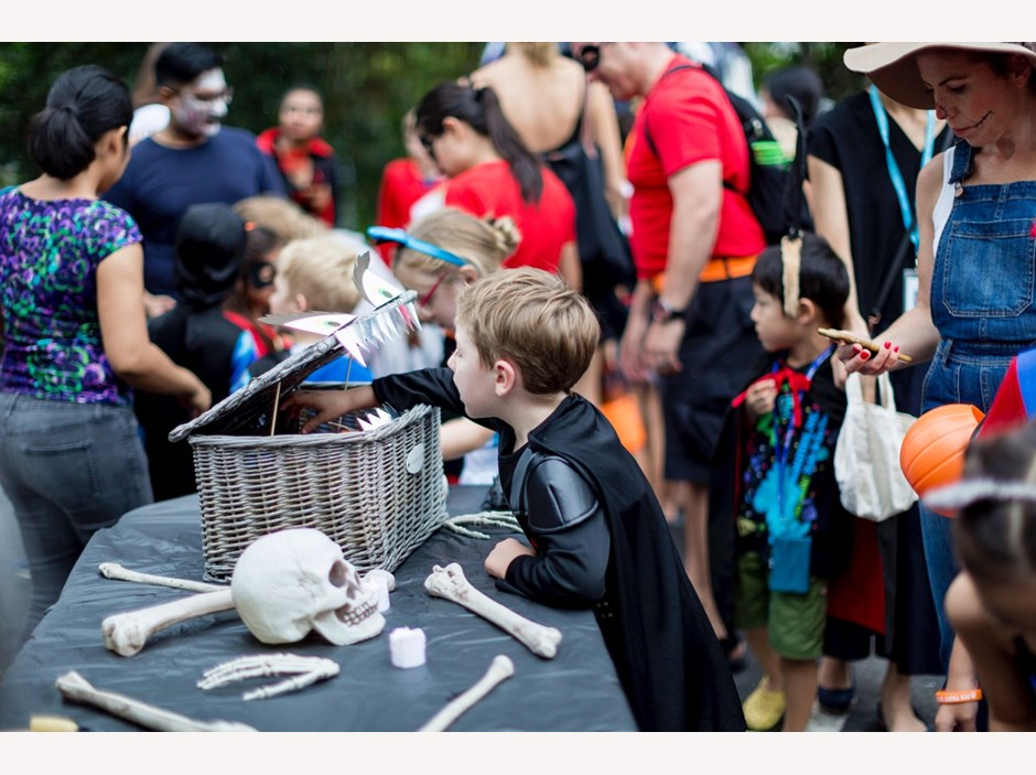 Dover Court International School Trunk or Treat