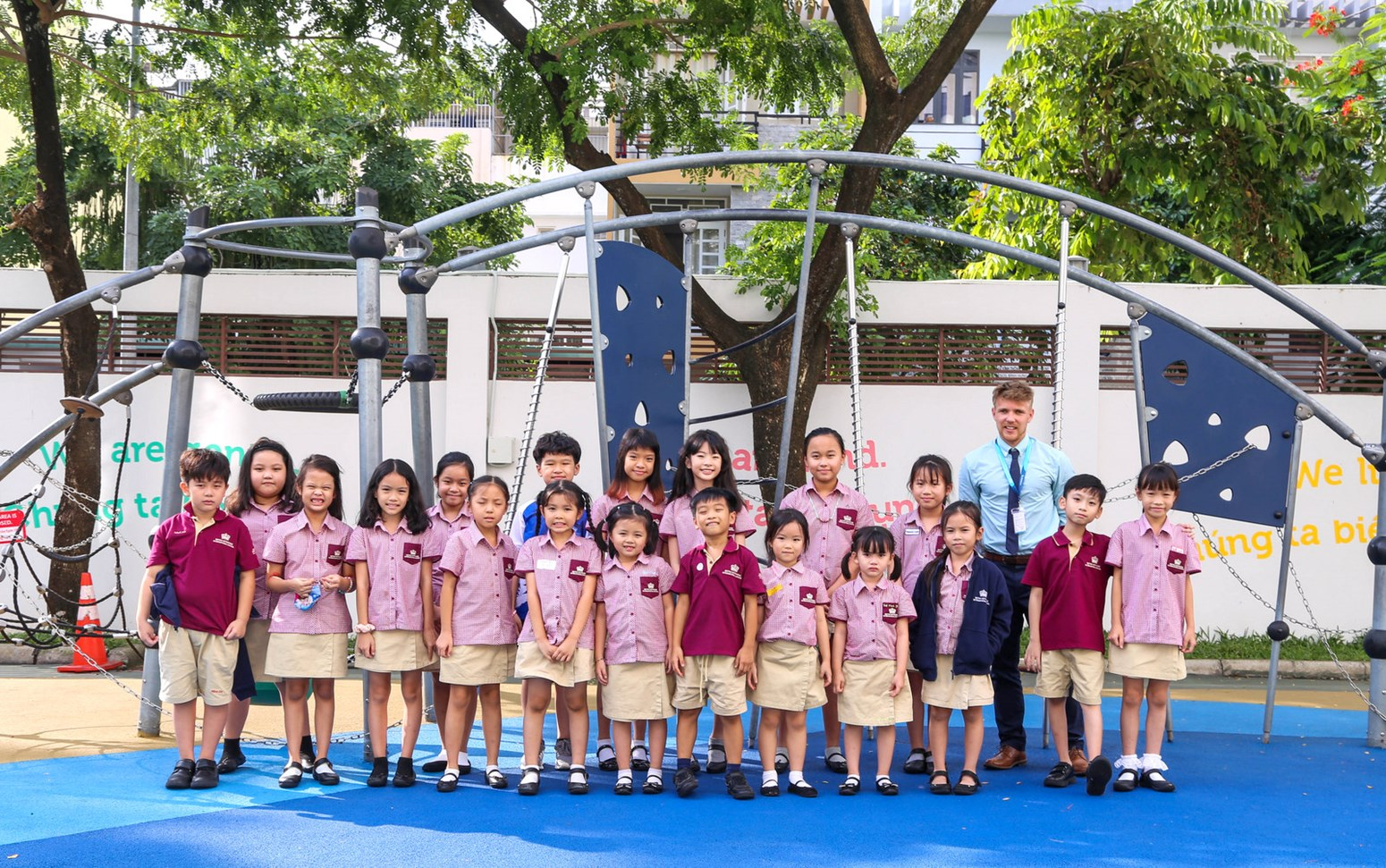 BVIS HCMC Primary Student Council 2020-2021