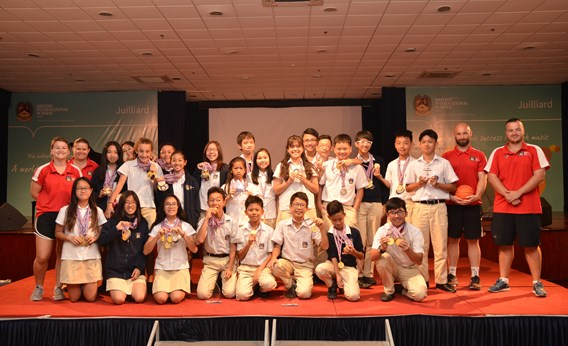BIS Hanoi Secondary  Assembly