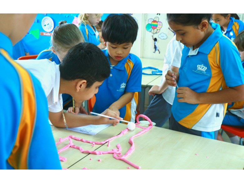 Dover Court International School Singapore Year 3 STEAM