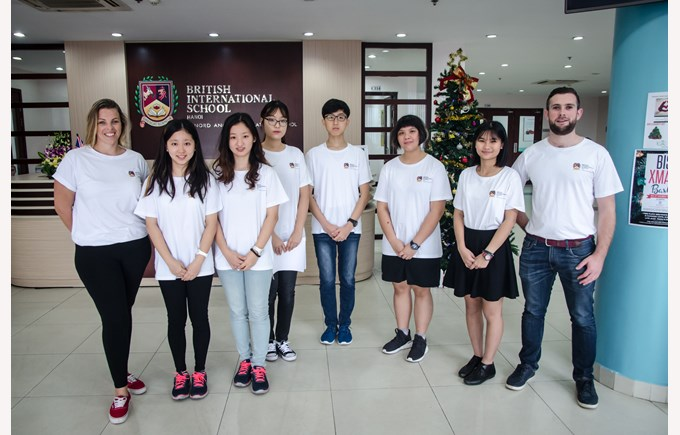 MUN Bangkok British International School Hanoi