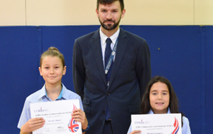 COBIS Student Achievement Award Winners 2019 Small