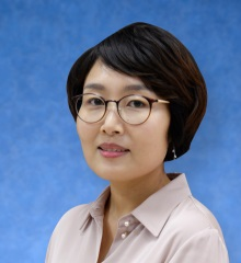 Haejin Hwang|Korean Liaison Officer