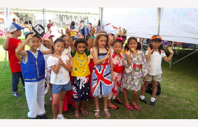 Regents Pattaya - Sharing Our Cultures