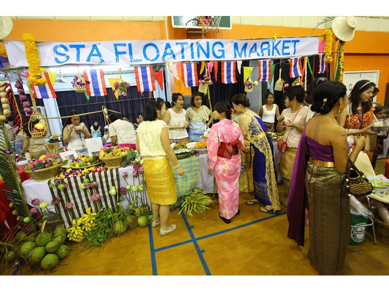 Sta floating market