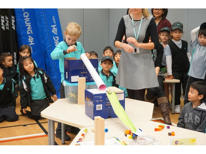 Rube Goldberg machines - 18 March