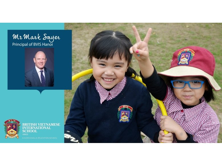 International School BVIS Hanoi News 20160401