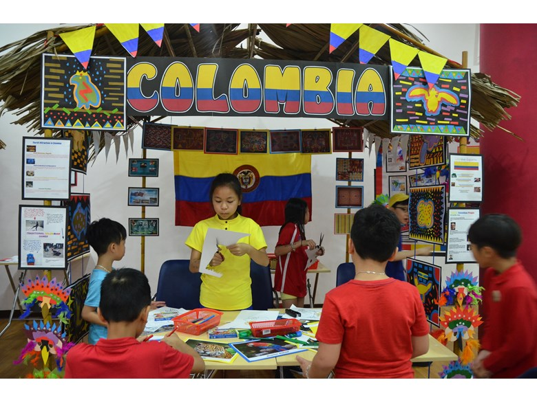 Primary International Fair 5